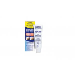 Akileine CICALEÏNE Balsam regenerujący do popękanej skóry stóp i rąk  50 ml