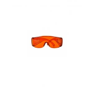 Okulary UV 100 % pomarańczowe