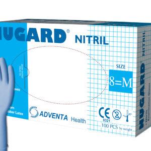 Nitrylowe  pakowane po 100szt NugardNitril