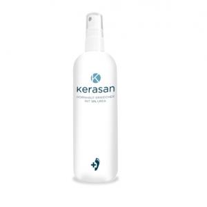 KERASAN SPRAY z mocznikiem 18% – płyn do zmiękczania zrogowaciałego naskórka w sprayu – 200 ml