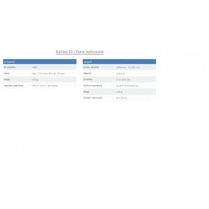 HADEWE Frezarka mobilna Xantos – 22