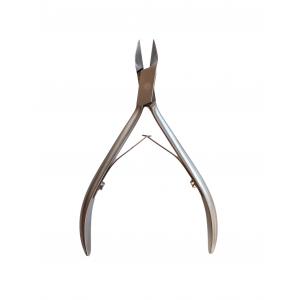 Cęgi do wrastających paznokci Kiehl trójkątne  11,5 cm