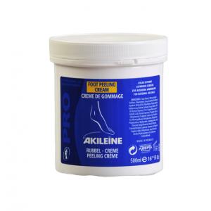ASEPTA AKILEINE® Krem Gomaż Ultra-wygładzający balsam do stóp 500 ml