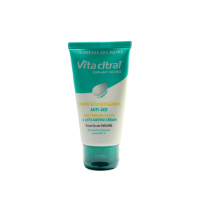 AKILEINE Vita Citral – krem do rąk przeciw starzeniu się oraz pigmentacji 75 ml