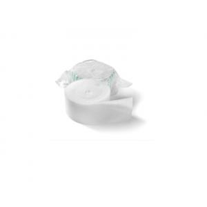 LIGASANO biały bandaż, tamponada 300 x 5 x 0,3 cm