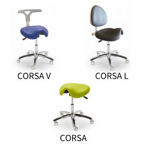 TABORET NAMROL CORSA – różne kolory