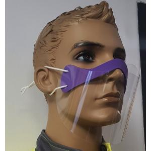 Przyłbica mini na nos