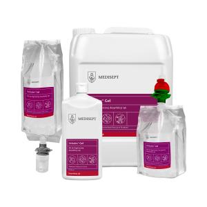 MEDISEPT Velodes Gel – Żel do dezynfekcji rąk – 500 ml